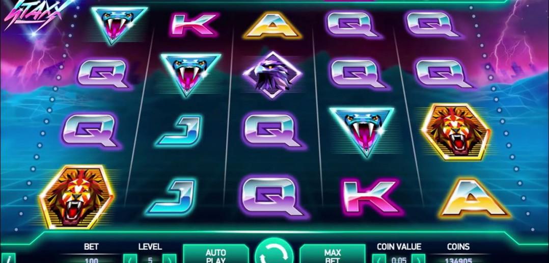neon staxx online
