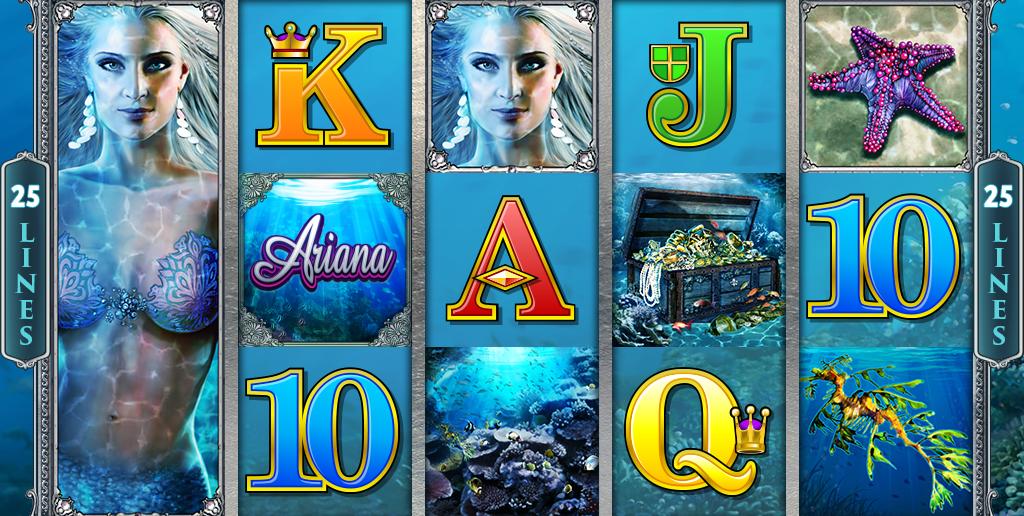 ariana-slot