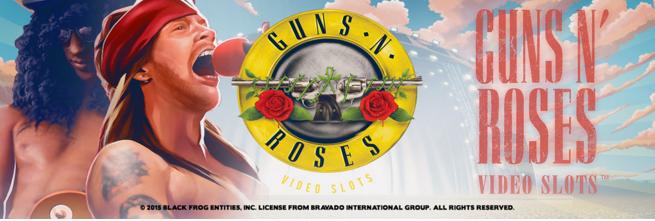 Guns N' Roses Spelautomat - Spela Spelet Online Gratis