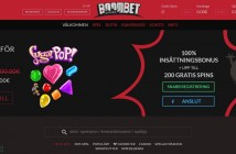 Boombet first page