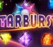 Starburst videoslot banner