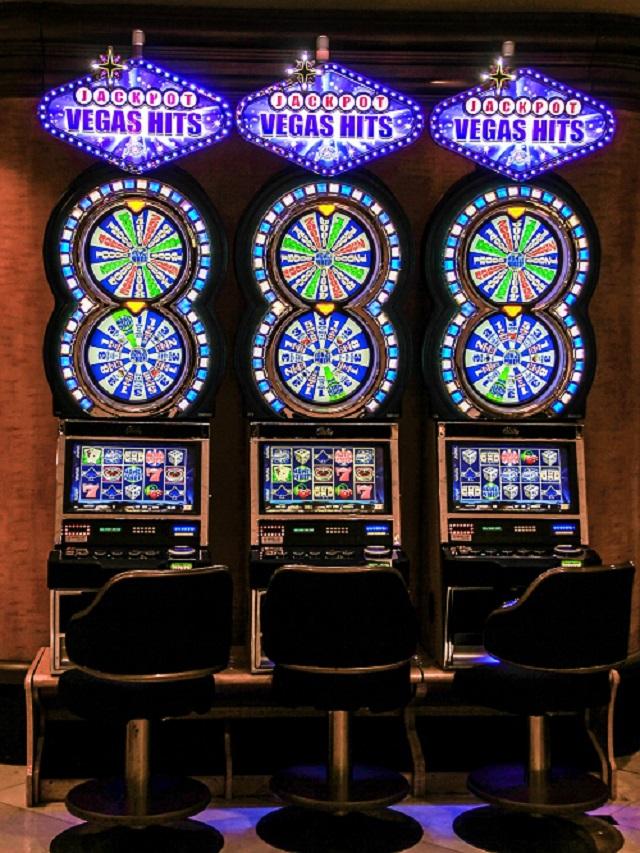 Tre enarmade banditer i Las Vegas