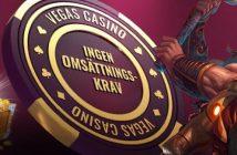 Vegas Casino Ingen omsättningskrav